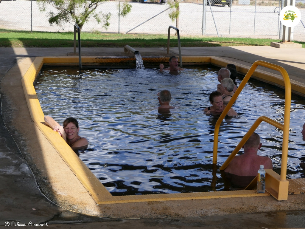 Pilliga Bore Baths