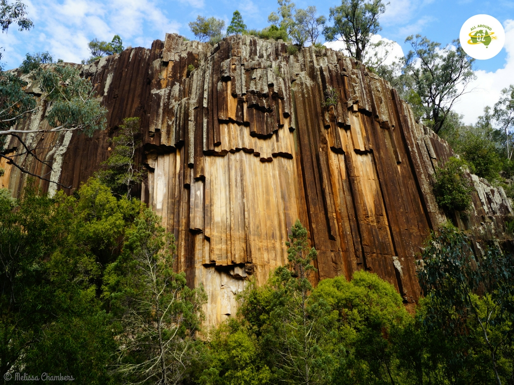 Sawn Rocks near Narrabri