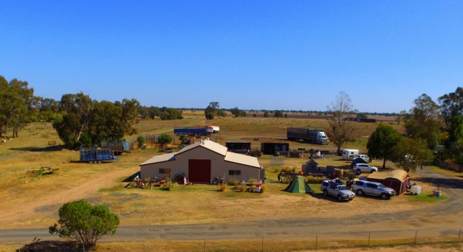 Coonamble, NSW - Nakadoo Farm Stay