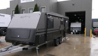 NextGen Caravans Factory Tour