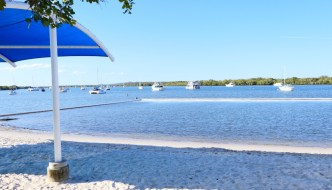 Jacobs Well Tourist Park - Swimming Area