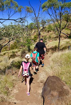 My Rig Adventures - Bushwalking with the Kids