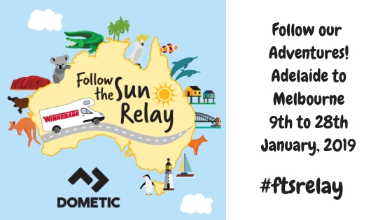 2018 - Our Year in Review - Follow the Sun Relay