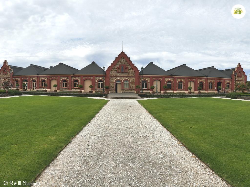 Grand Wine Estates of the Barossa Valley - Chateau Tanunda