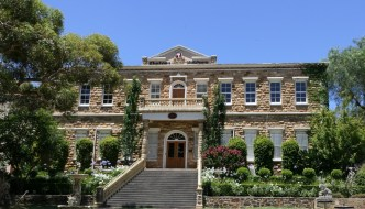The Grand Wine Estates of the Barossa Valley