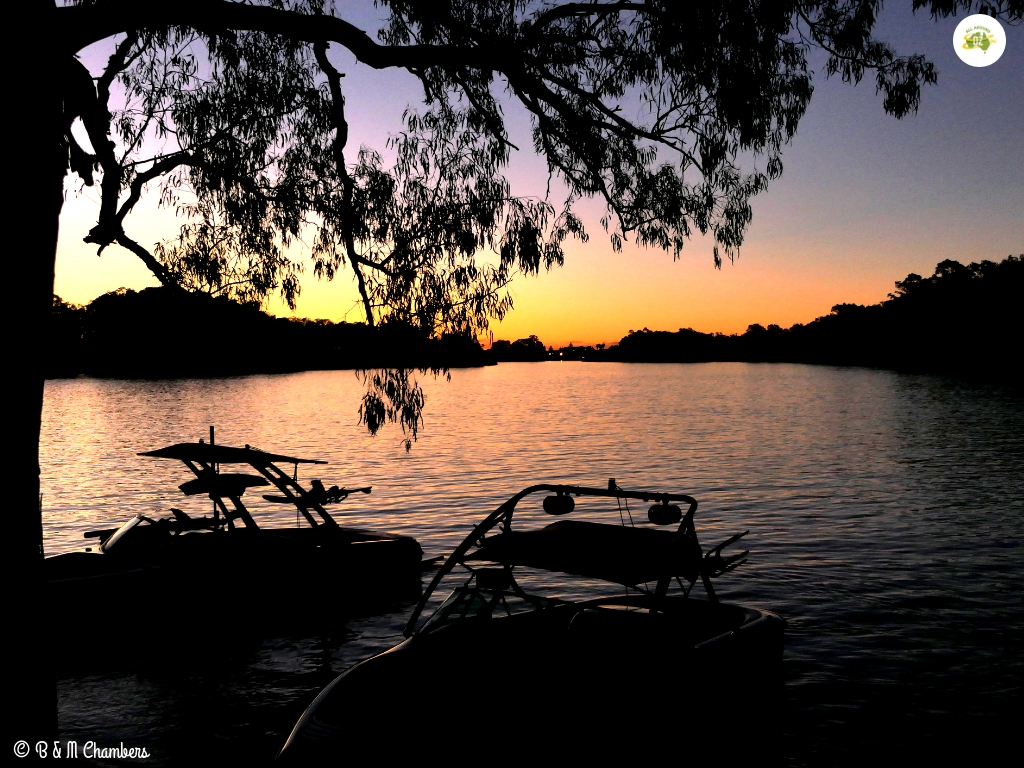 Towns of the Murray River - Renmark Sunset