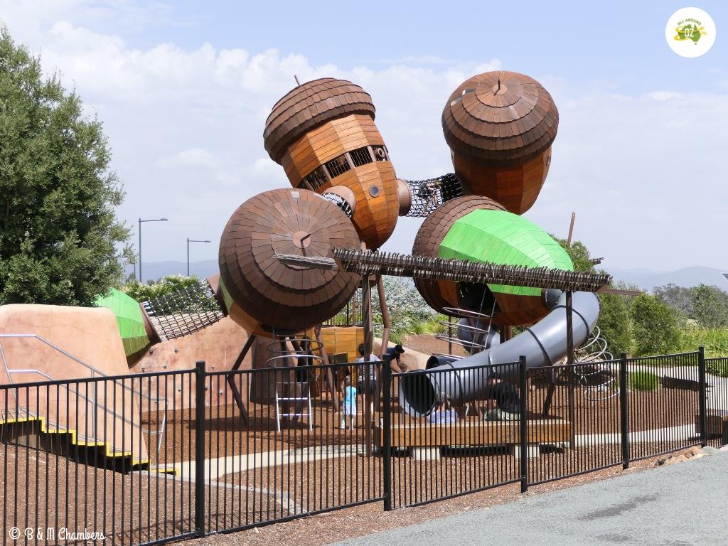 National Arboretum - Pod Playground