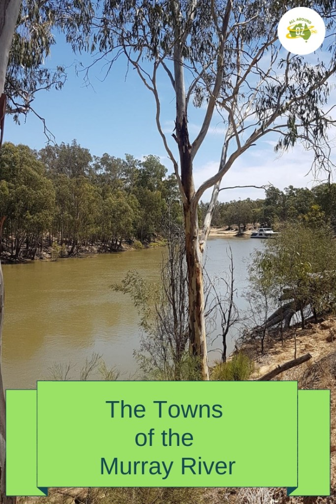 The Towns of the Murray River