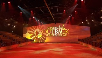 Australian Outback Spectacular - Arena