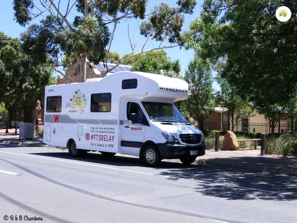Winnebago Motor Home - Easy to Park