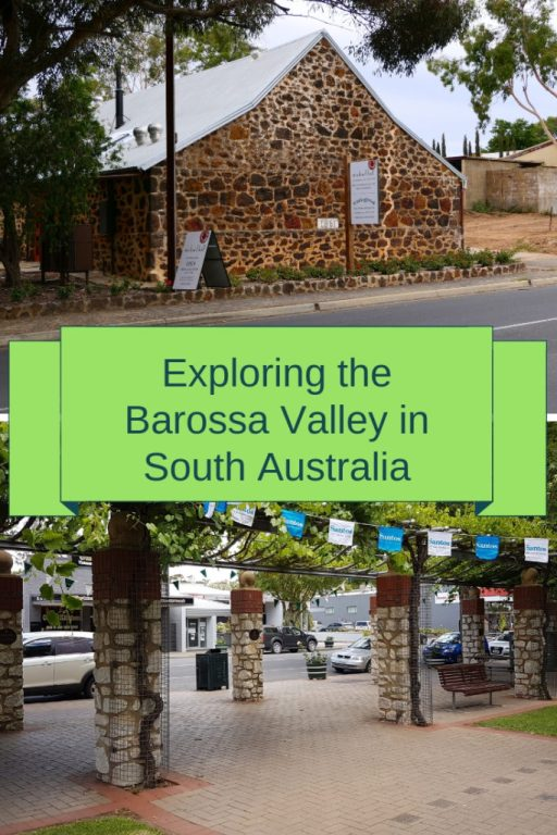 Exploring the Barossa Valley in South Australia
