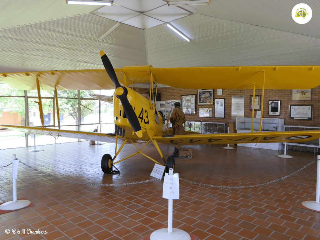 Tiger Moth Memorial, Narrandera