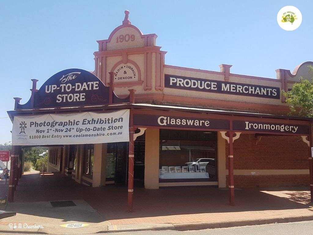 Up To Date Store, Coolamon