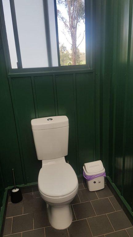 good caravan park bathroom etiquette