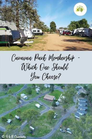 Caravan Park Membership - Which One Should You Choose?