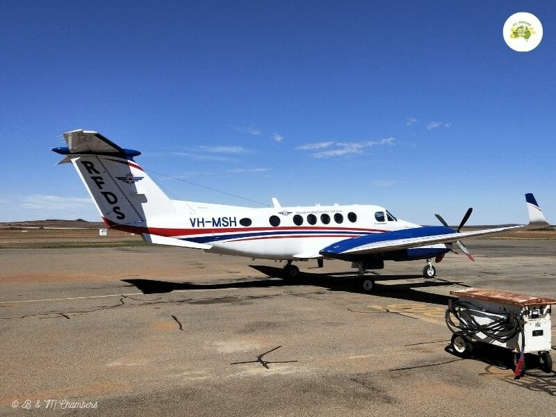Things to see and do in Broken Hill - RFDS