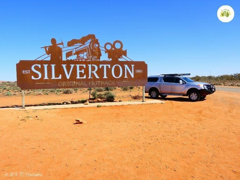 The Historic Village of Silverton NSW