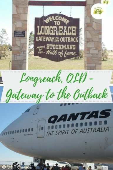 Longreach, QLD _ Gateway to the Outback