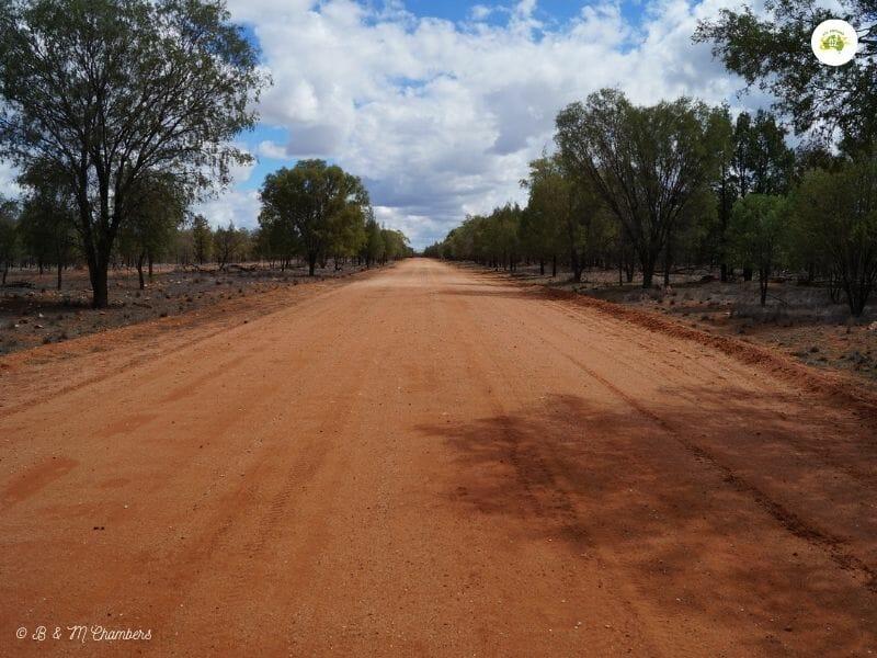 Bourke, NSW - Outback Roads