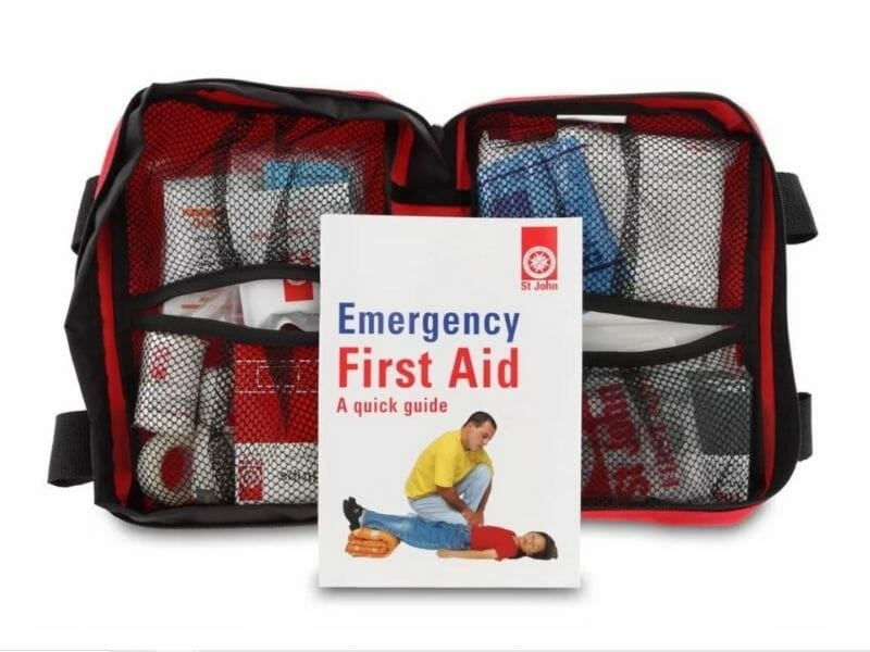 Basic Safety Gear - First Aid Kit