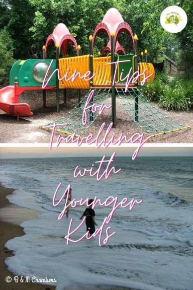 Nine Tips for Travelling with Younger Kids