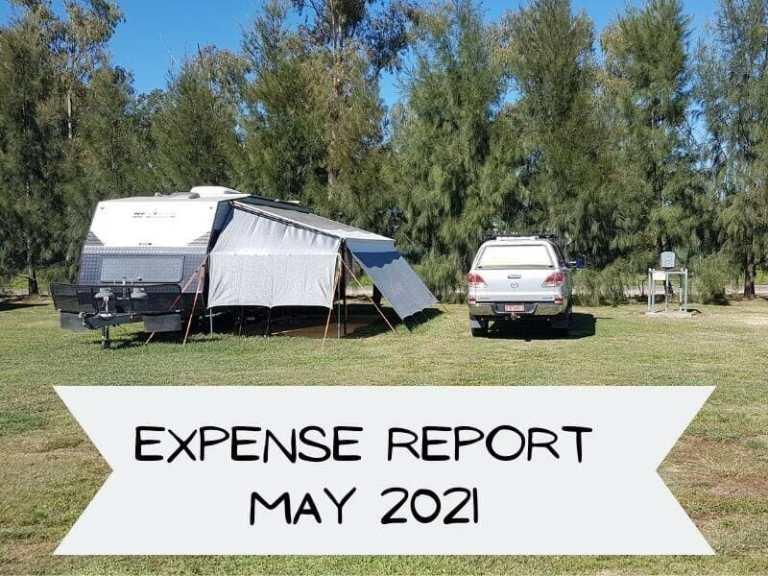 Expense Report May 2021