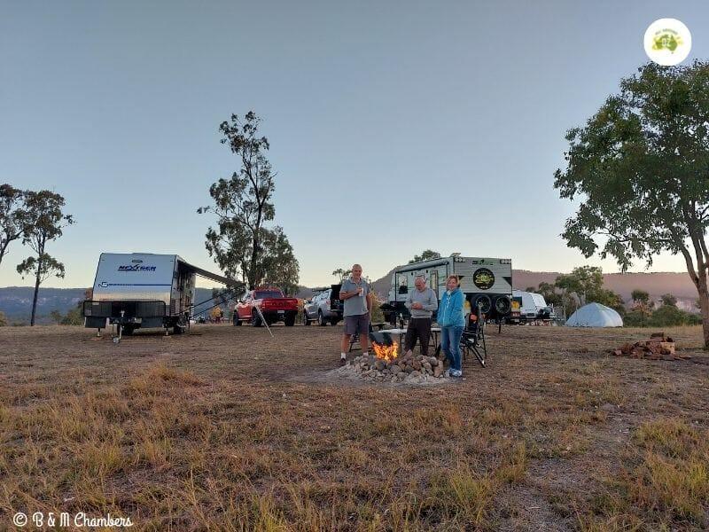 Sandstone Park Campsites