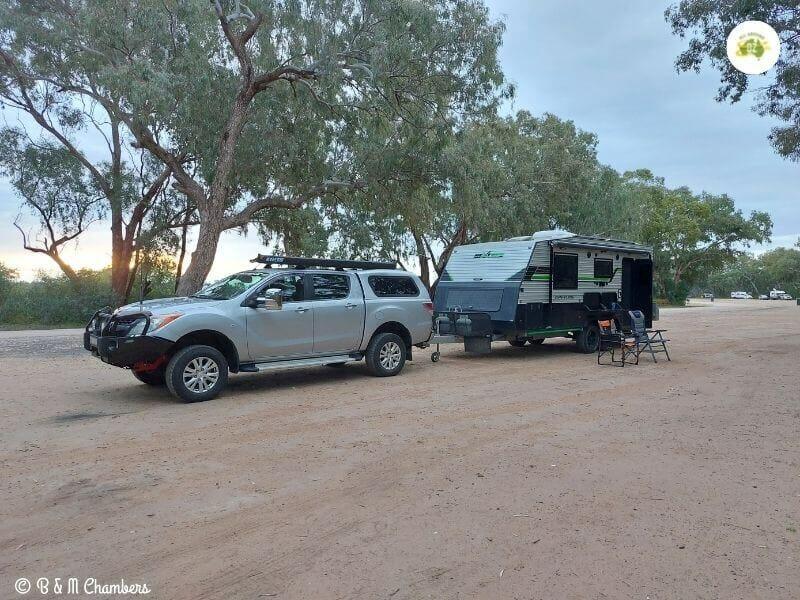 Queensland Southern Outback - Wallam Creek, Bollon