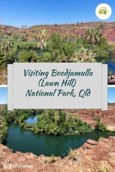 Visiting Boodjamulla (Lawn Hill) National Park