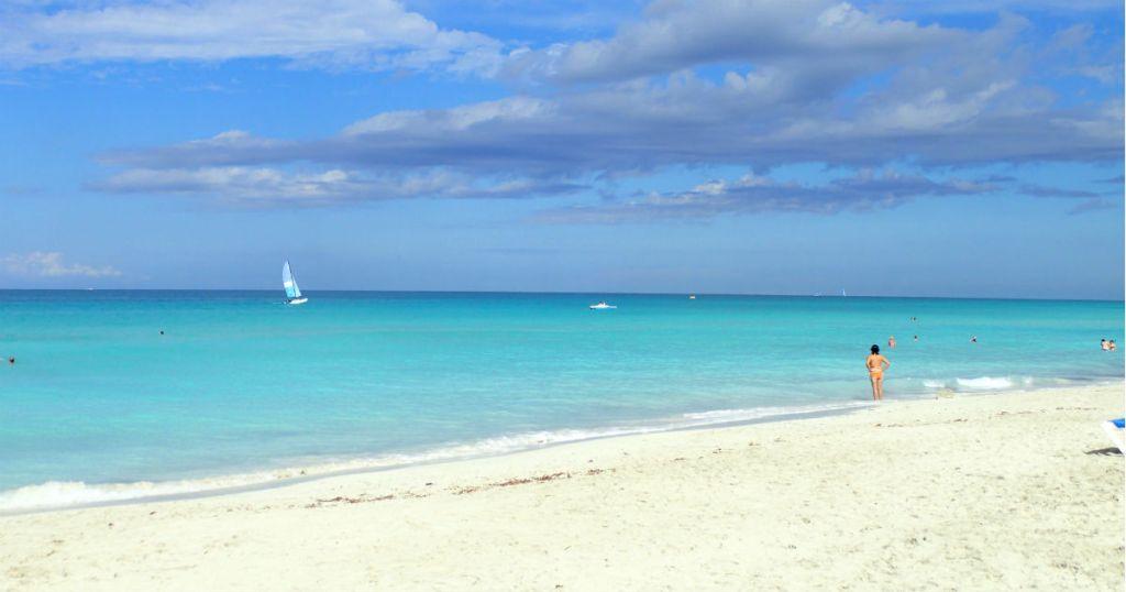 カリブ海ビーチ