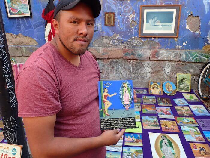 エクスボト(レタブロ)メキシコシティ9