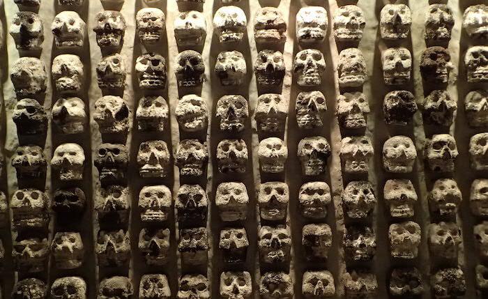 テンプロ・マヨールの博物館1