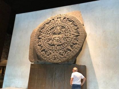 メキシコシティの国立人類学博物館23