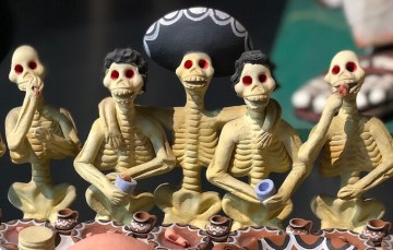 骸骨5人組