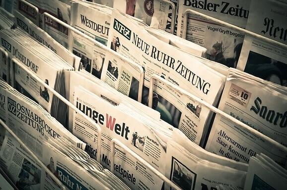 新しい新聞記事とニュース