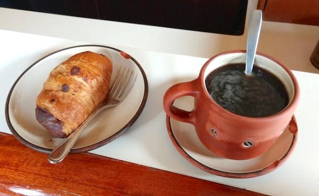 カフェブラソンのコーヒー1