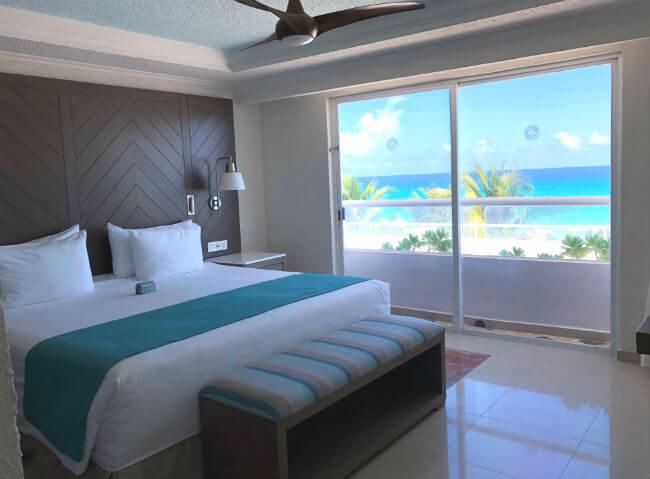 グランカリベ(パナマジャック)ホテルの部屋
