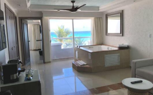 グランカリベ(パナマジャック)ホテルの部屋1