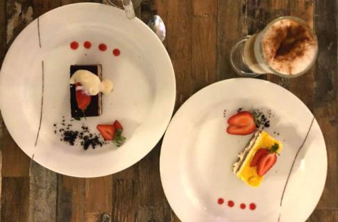 グランカリベ(パナマジャック)ホテル イタリアンのデザート