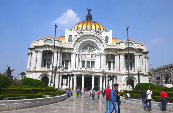 メキシコシティのビジャスアルテス
