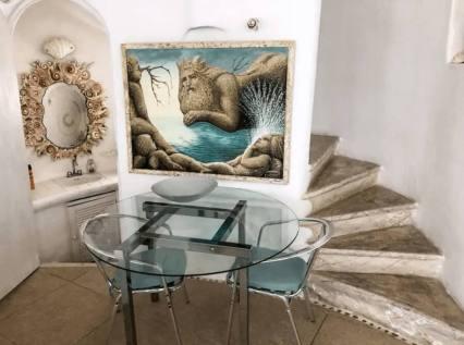 メキシコ、イスラムへーレス島のシェルハウス(貝殻の家)20