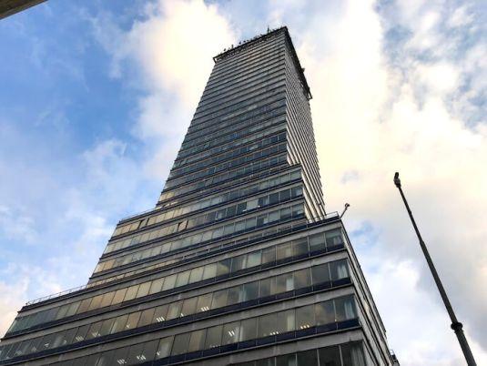 メキシコシティ ラテンアメリカタワー4