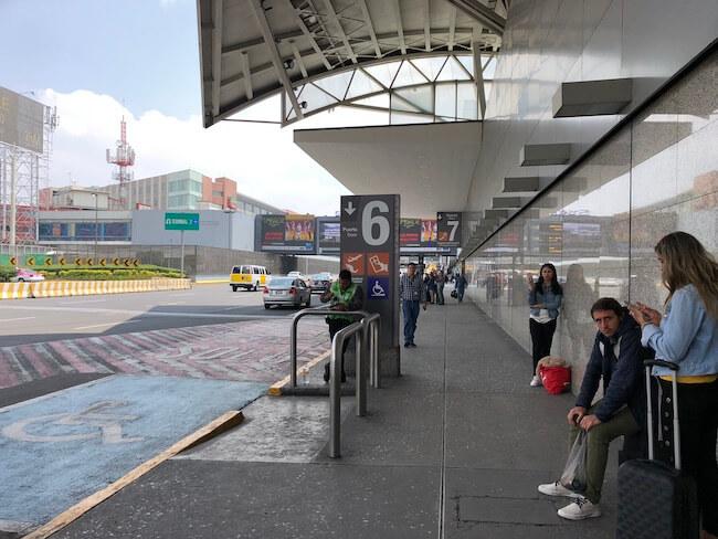 空港エアートレインの乗り方1