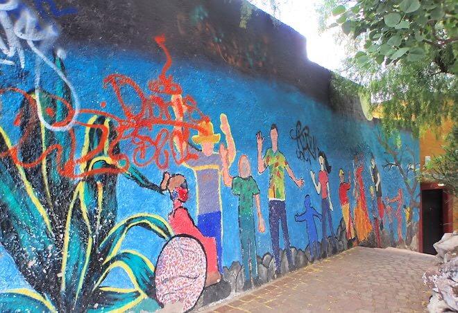 グアナファトのストリートアート5