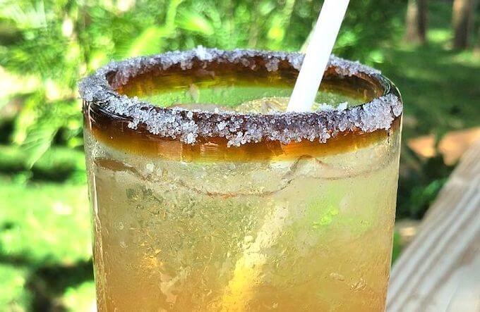 メキシコのミチェラーダ