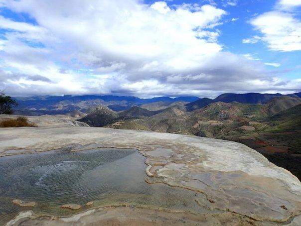 イエルベエルアグアの天然石灰プール3