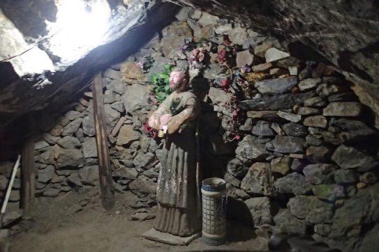 グアナファトの銀炭鉱を冒険2