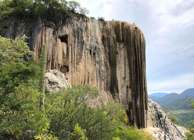 石の滝(イエルベエルアグア)1