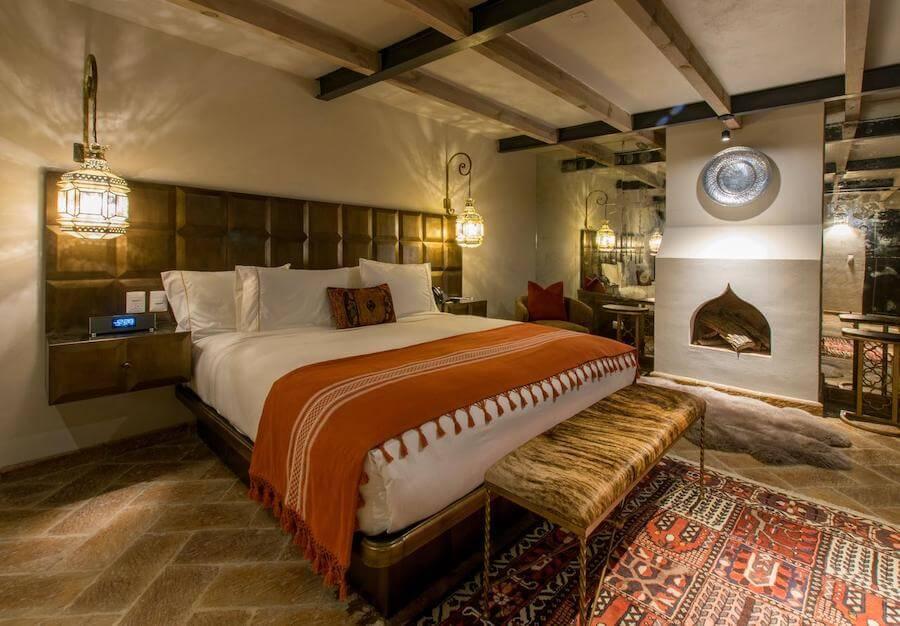 Casa 1810 Hotel Boutique部屋