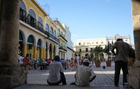 キューバのハバナの街並み8